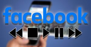 How to change the speed of Facebook videos