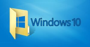 How to change the default folder location in Windows 10