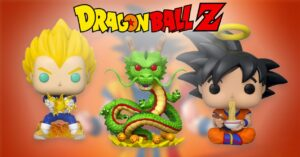 Best Dragon Ball Z Funkos: special and limited figures