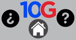 Is it advisable to have a 10G network at home?…