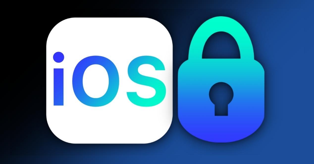 iOS iphone security updates