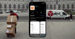 IPhone apps to track parcel shipments
