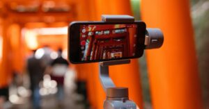 Stabilizers to record better videos on iPhone