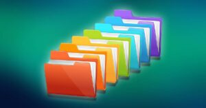 How to automatically organize your files and folders in Windows…