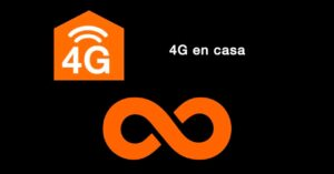 New 4G at home from Orange with unlimited data and…