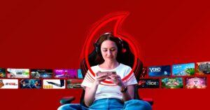GameNow, Vodafone's cloud gaming platform – Italy