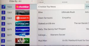 Detectives and En Familia, the 2 new free channels Samsung…