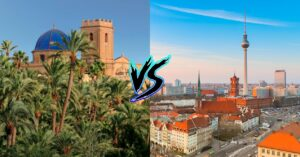 Movistar explains that there are small cities with better fiber…