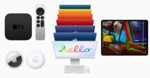 what's new, iPad Pro and iMac with M1