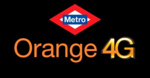 4G Orange coverage in the Madrid Metro: lines and stations