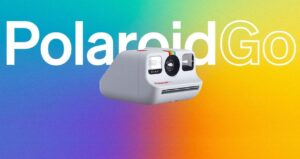 New Polaroid Go, the smallest instant camera in the world