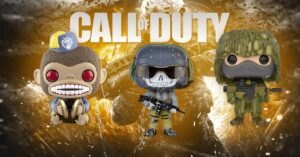 Call of Duty Funkos: Special and Exclusive Figures