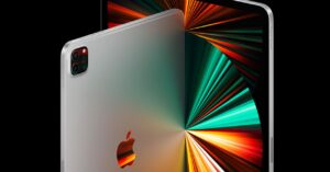 The most expensive iPad Pro with 2 TB costs 2,579…