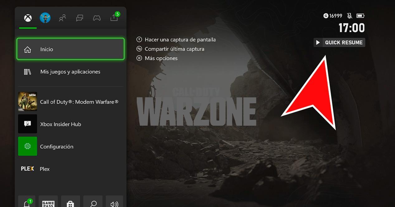 Xbox Quick Resume