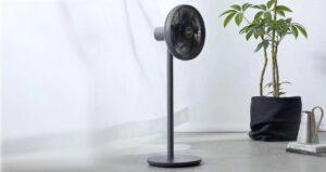 fan that reduces dust