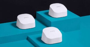 Amazon launches its first mesh WiFi 6 router in Spain:…