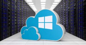 Windows 10 from the cloud anywhere