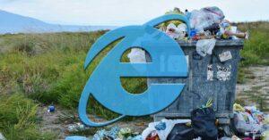 Uninstall Internet Explorer from Windows: main reasons