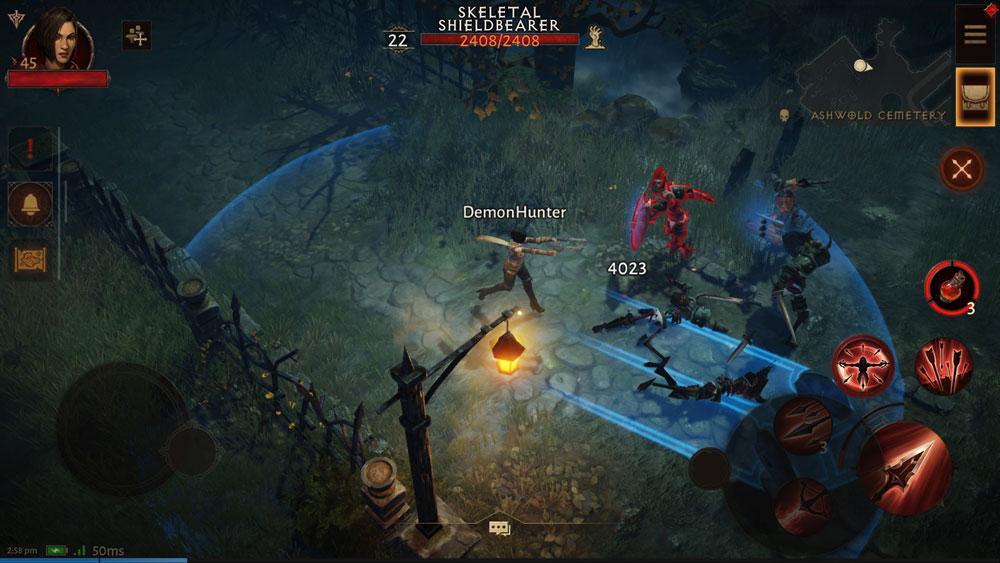 devil immortal departure