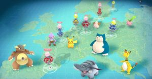 All Regional or Exclusive Pokémon by Continent