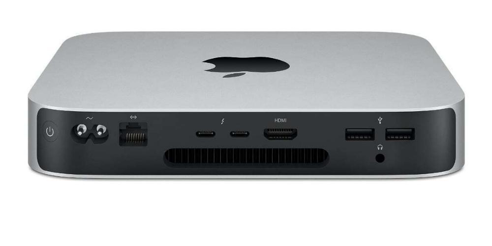 mac mini m1 ports