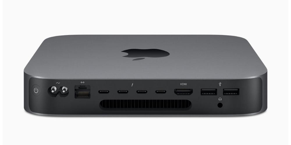 mac mini intel ports