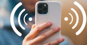 How to change the mobile data network on the iPhone