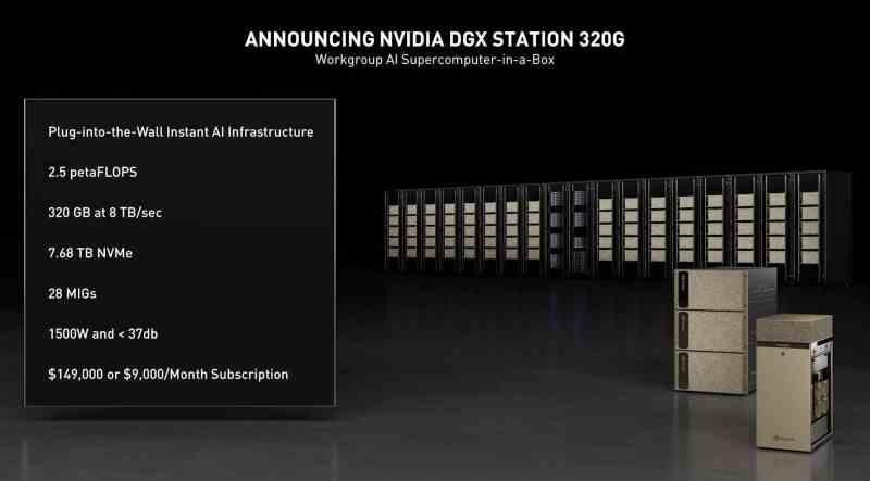 NVIDIA FGX GTC 2021