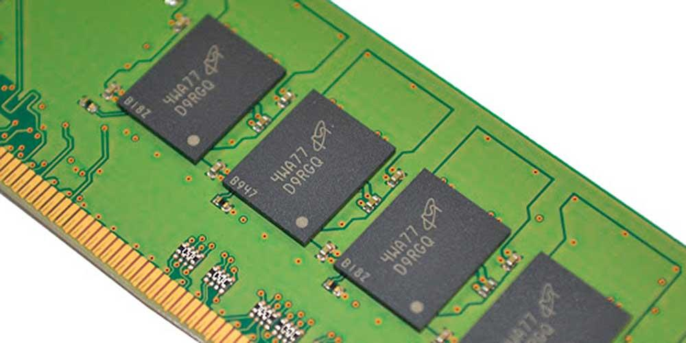 Micron-DDR4-chips