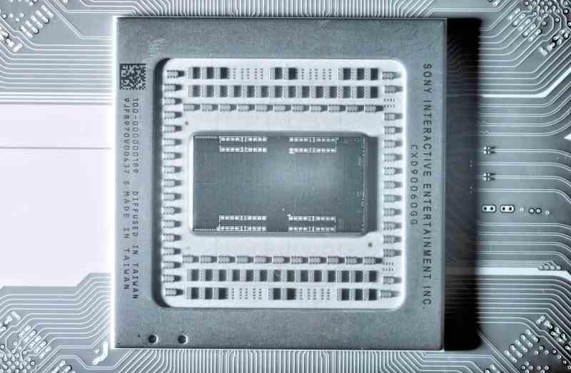 SoC PS5