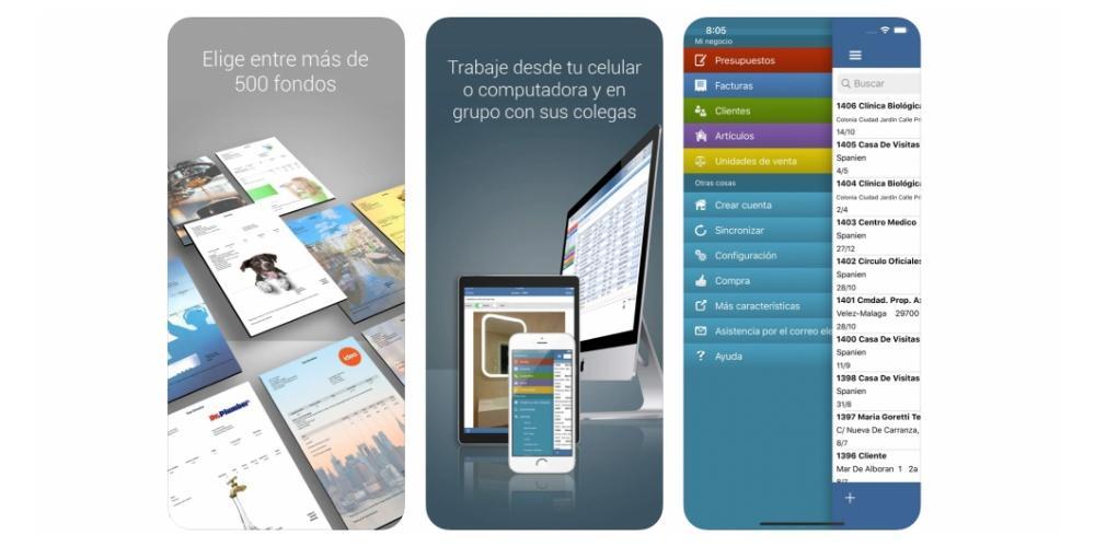 Invoices and estimates app