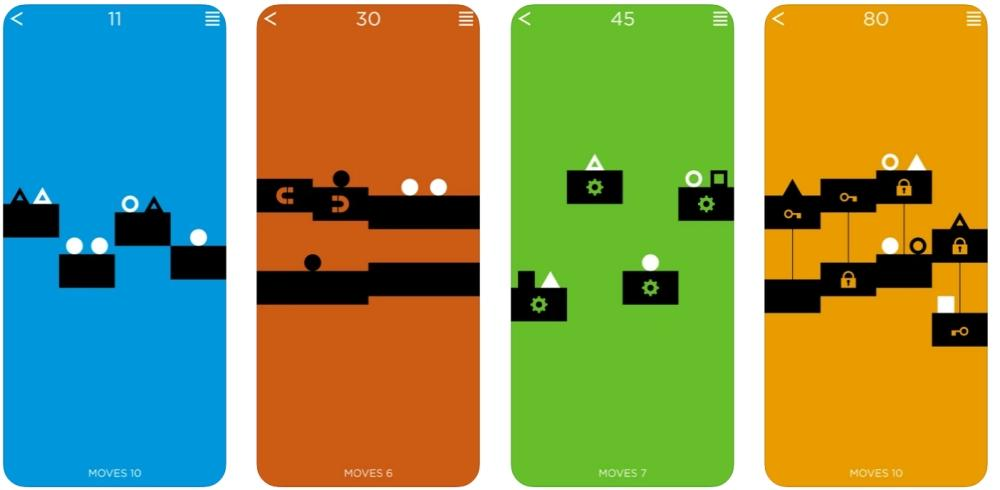 Level A Simple Puzzle Game