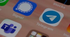 How to create voice chats on Telegram channels