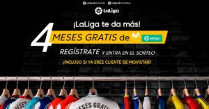 Movistar LaLiga free – draw