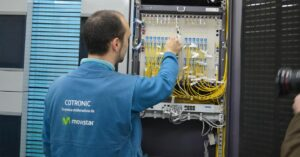 New Nokia routers in Movistar's IP network for rural Internet