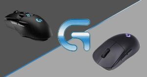 Technical comparison of the Logitech G903 vs G Pro gaming…