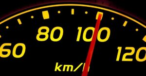 Speedometer to use in the car with the iPhone: the…