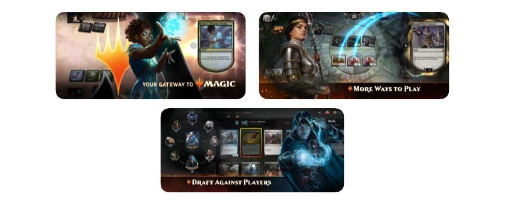Magic.  The Gathering Arena