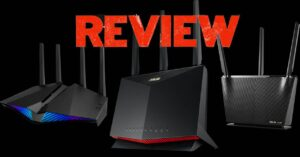 Analysis and opinion of the routers ASUS RT-AX86U, RT-AX82U and…