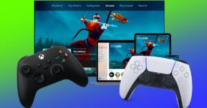 Controllers to play on iPad, iPhone, Mac and Apple TV