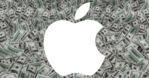 Apple's revenue in the first quarter of 2021: official data