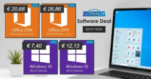Buy and save on licenses for Windows 10 Pro