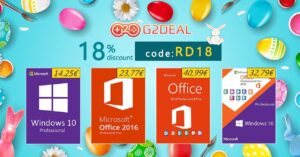 Buy cheap Windows and Office licenses at G2Deal and save