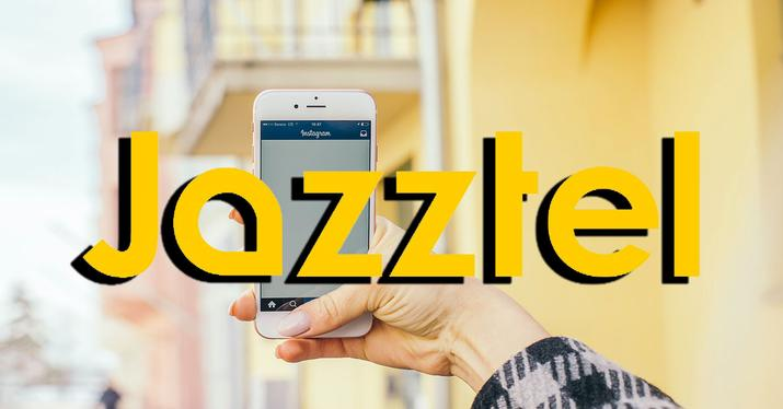 Unlimited data Jazztel