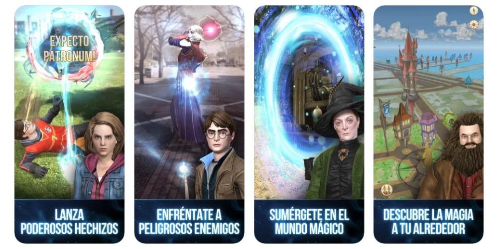Harry Potter Wizard Unite