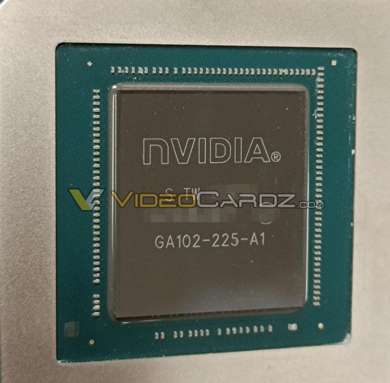 NVIDIA GA102-225 RTX 3080 Ti