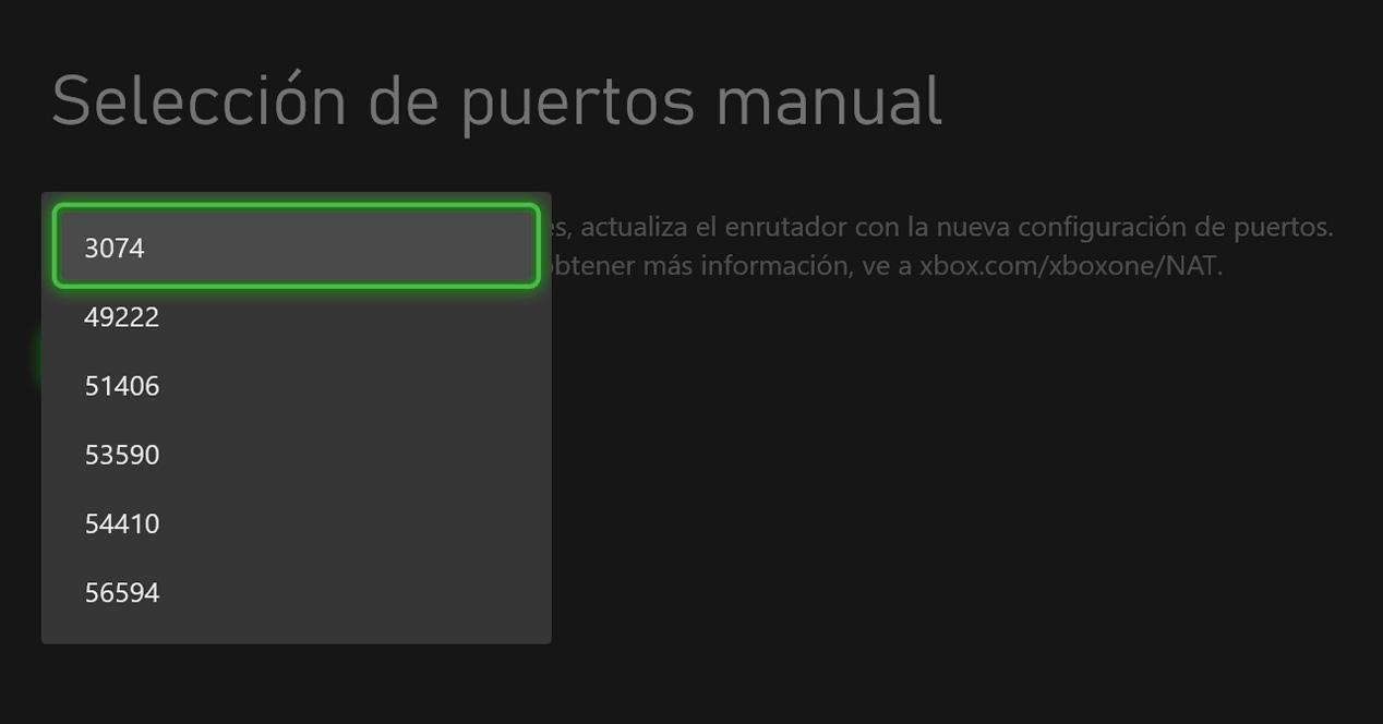 Xbox alternate ports