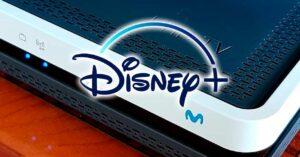 See Disney + in Movistar's UHD 4K deco: integration, application…