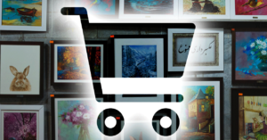 Stores and websites to buy crypto art