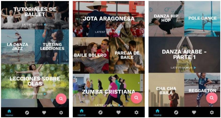 learn to dance app